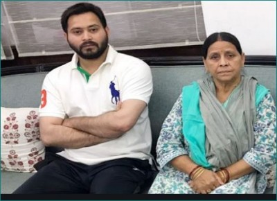 Bihar elections: Rabri Devi cast her vote, says 'Ganges of change will flow this time'
