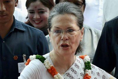 Sonia Gandhi's big attack on Modi government, says, 'RCEP will harm the economy'