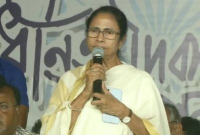 Mamta Banerjee target the central government over Whatsapp snoop case