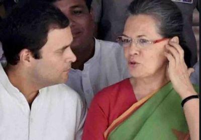 कांग्रेस के करीबी पंकज का सोनिया और राहुल गाँधी पर हमला, कहा- पार्टी को ले डूबा पुत्रमोह