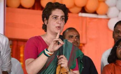 Priyanka Gandhi expressed concern over increasing pollution, said - 'clean air is our right'