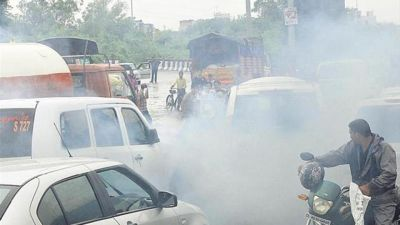 Poison of pollution dissolved in Bihar's winds too, now the government will stop the operation of 15-year-old vehicles
