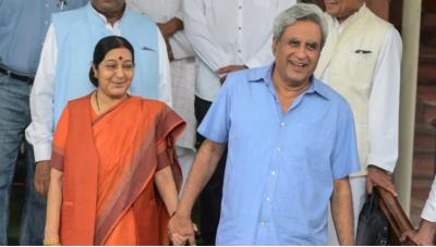 सुषमा स्वराज की मौत के बाद खुला बड़ा राज, पति ने कहा- डॉक्टरों नहीं चाहते थे कि...