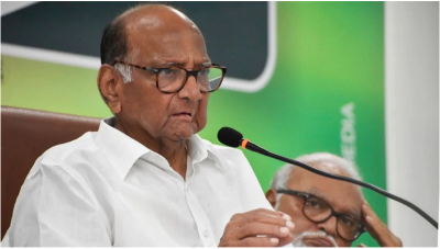 There is no question of forming a government with Shiv Sena: Sharad Pawar