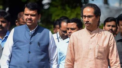 RSS discusses with Uddhav, BJP to meet Governor, two tearing in Shiv Sena in the name of support
