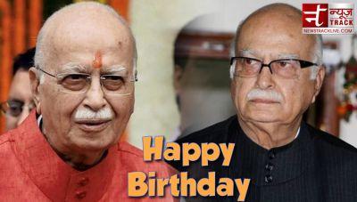 Legendary BJP leaders including PM Modi arrived to wish LK Advani on his birthday