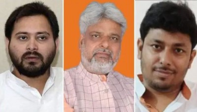 Bihar elections: Ratan Yadav leading with 9000 votes in Raghopur seat