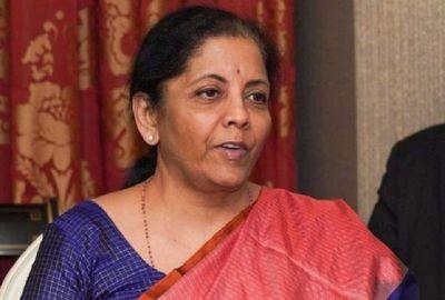 वित्त मंत्री निर्मला सीतारमण ने माना, मुश्किल दौर से गुजर रही भारतीय अर्थव्यवस्था