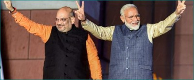 Election results: PM Modi thanks people of Bihar, Amit Shah targets opposition