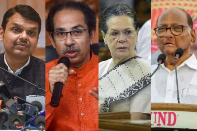 महाराष्ट्र: मुंबई नहीं जाएंगे कांग्रेस नेता, NCP को आज रात तक का समय, राष्ट्रपति शासन के आसार