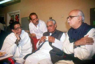 शिवसेना ने तोड़ी भाजपा से दोस्ती, गिरिराज बोले- कराह रहे होंगे बाला साहेब ठाकरे