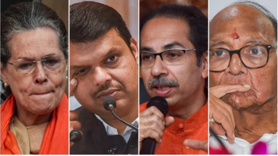 Shiv Sena engaged in discussions with Congress, BJP also called a big meeting