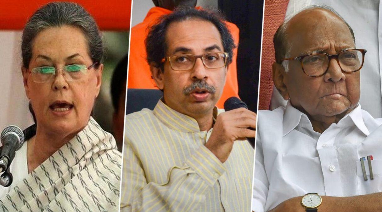 Maharashtra: Shiv Sena, NCP and Congress leaders will meet Governor