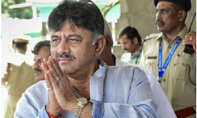 मनी लॉन्डरिंग मामला: कांग्रेस नेता डीके शिवकुमार के खिलाफ ईडी की याचिका ख़ारिज, SC ने लगाई लताड़