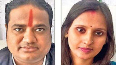 Jharkhand: Couples fighting face to face from the same seat in Assembly Election