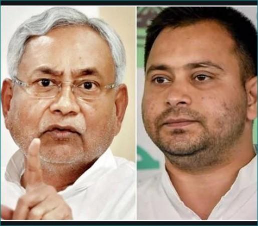 बिहार में बढ़ती अपराध की वारदातों पर तेजस्वी का नीतीश से सवाल - 'चुप क्यों हैं महाराज'