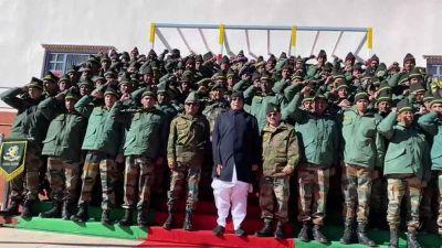 रक्षा मंत्री राजनाथ सिंह के अरुणाचल दौरे से चिढ़ा चीन, कहा- ये भारत का हिस्सा नहीं....