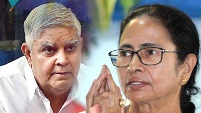 पश्चिम बंगाल: गवर्नर को नहीं मिला हेलीकाप्टर, ममता सरकार पर बोला हमला