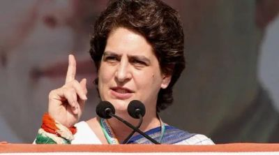Priyanka Vadra gives important instructions to leaders of Congress, preparing for big rally in Uttar Pradesh