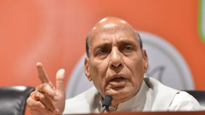 'India and America's relations are getting stronger' says Rajnath Singh in Thailand
