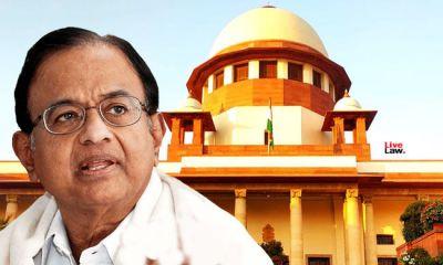 INX Media case: Supreme Court to hear Chidambaram's bail plea, High court dismisses