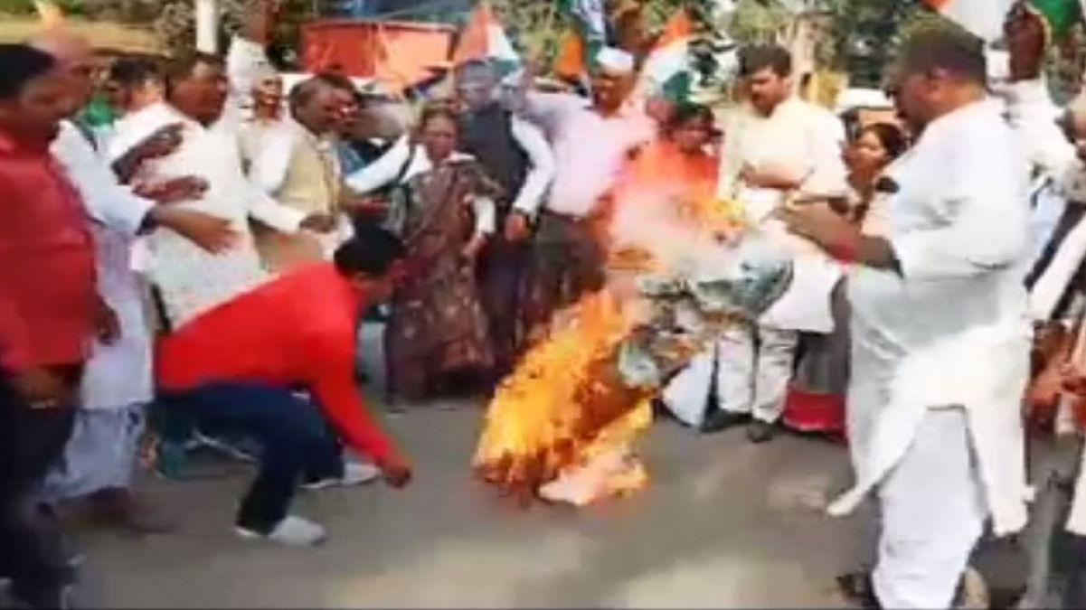 Congress's speech against Modi government, preparations for big agitation