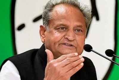 CM Gehlot's magic in Rajasthan civic elections, Congress wins big