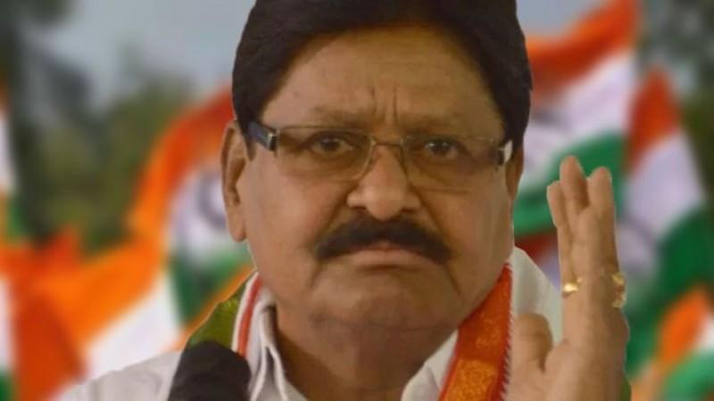 कांग्रेस को बड़ा झटका, तेलंगाना के दिग्गज नेता सत्यनारायण थामेंगे भाजपा का दामन