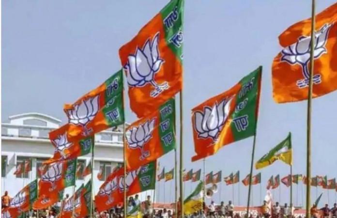 चुनाव जीतने के लिए हिन्दू-मुस्लिम की सियासत कर रही भाजपा - TRS