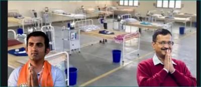 Gautam Gambhir Slams Kejriwal As Delhi Govt Returns His Foundation's 50-bed COVID Centre