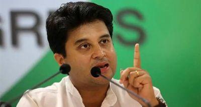 मध्यप्रदेश : कांग्रेस कार्यकर्ता नाराज, सिंधिया ने कहा-जनहित के मुद्दों पर...