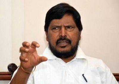 Ramdas Athawale takes dig at Shiv Sena, Says, 'It is against the principles of Balasaheb'