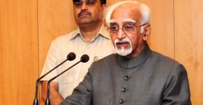 Prior to Corona, country was hit by epidemic like 'religious bigotry' and 'aggressive nationalism': Hamid Ansari