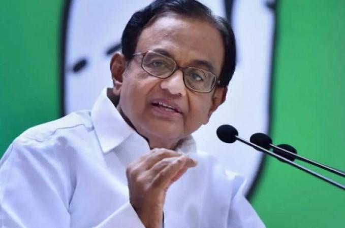 केरल सरकार के इस कानून का चिदंबरम ने किया विरोध, कहा- ये अभिव्यक्ति की आज़ादी का हनन