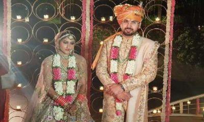 कांग्रेस की बागी विधायक अदिति सिंह ने रचाई शादी, पार्टी के ही MLA के साथ लिए सात फेरे