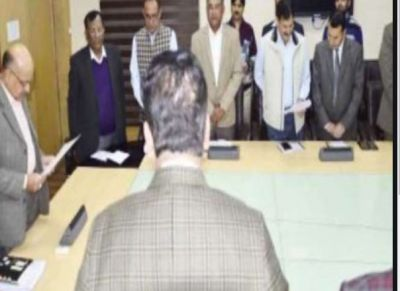 Constitution Day celebrated for the first time in Union Territory of Jammu and Kashmir