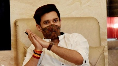 LJP turns 21 years old, Chirag says ' Will contest on 243 seats next time'