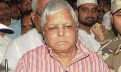 Audio clip case: Lalu Yadav's security tightened, no longer allowed to walk alone