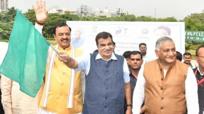 Nitin Gadkari inaugurates Delhi-Meerut Expressway, says 'Work will be completed in 6 months'