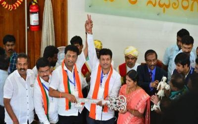 BJP wins the election for the post of Bengaluru mayor, defeated Congress