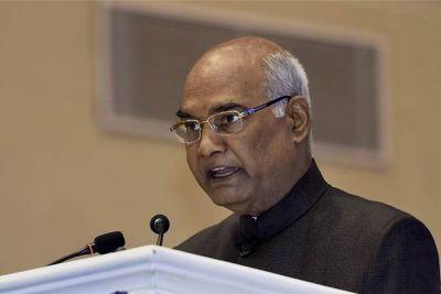 President Kovind's message on 150th birth anniversary of Mahatma Gandhi