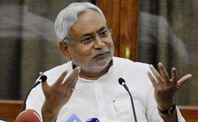 Bihar floods: Nitish agitated on the question of Floods, accuse media of defamation