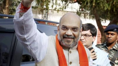 150th Birth Anniversary of Mahatma Gandhi: Home Minister Amit Shah flags off Gandhi Sankalp Yatra