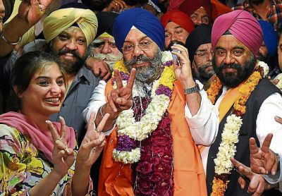 Entry of a new party in Delhi's Sikh politics