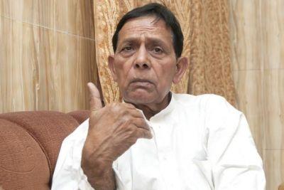 Treason complaint against Babri Masjid party Haji Mahboob