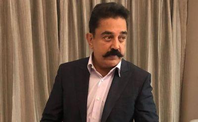 Kamal Haasan again spews venom against Hindi