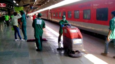 Jaipur cleanest railway station in India, see full list here
