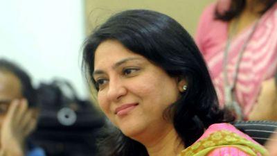 कांग्रेस नेता का आरोप, कहा- टिकट बेचती हैं प्रिया दत्ता, अंडरवर्ल्ड से संबंध रखते हैं उनके भाई