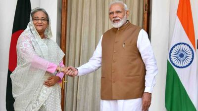 PM Modi met Sheikh Hasina, India and Bangladesh takes bilateral relations to a higher level
