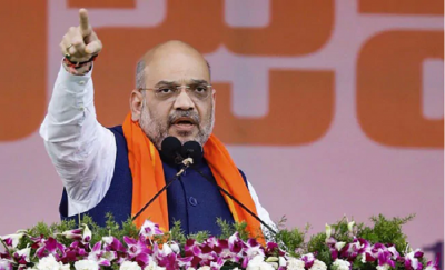 Terrorism and smuggling will be curbed, Amit Shah demands action plan from security forces